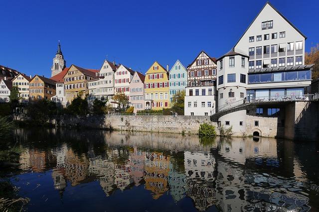 Ungarisch Übersetzer Empfiehlt: Die Historische Altstadt In Tübingen